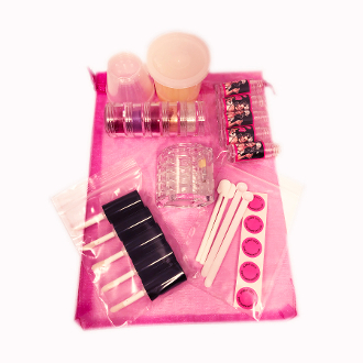 Deluxe Make Your Own Lip Gloss Kit